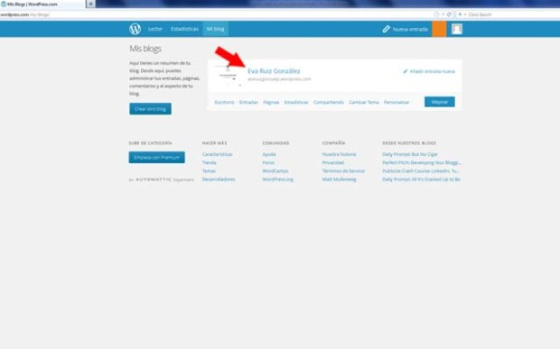 Community Management - Cómo crear un blog en wordpress