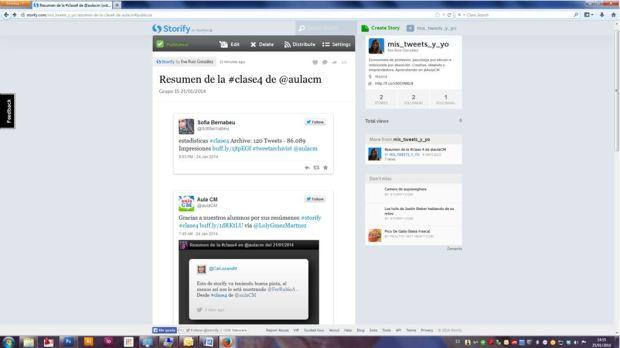 Que es y cómo funciona Storify