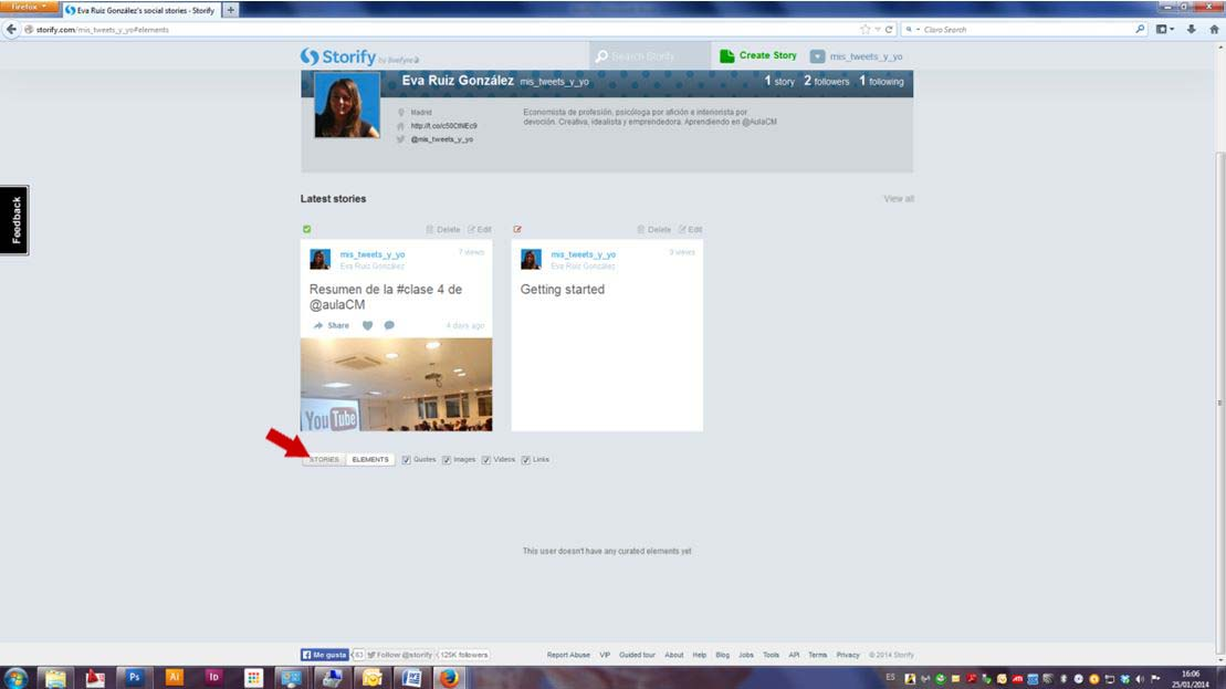 how to add a cover photo in storify