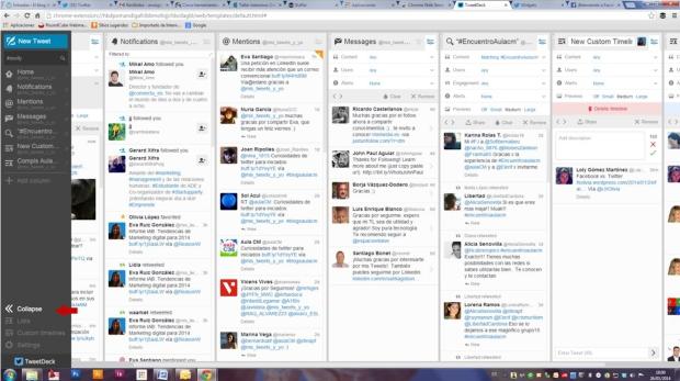 Tweetdeck para principiantes